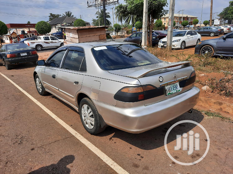 Archive: Honda Accord 2000 Coupe Silver