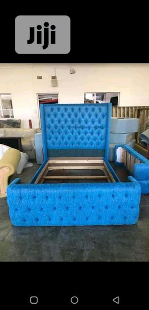 Bed With Two Bed Size | Furniture for sale in Lagos State, Ikorodu