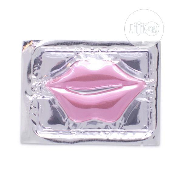 Pink Collagen Crystal Lip Mask