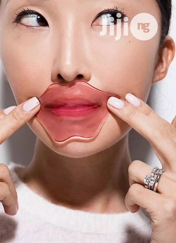 Pink Collagen Crystal Lip Mask   Skin Care for sale in Surulere, Lagos State, Nigeria