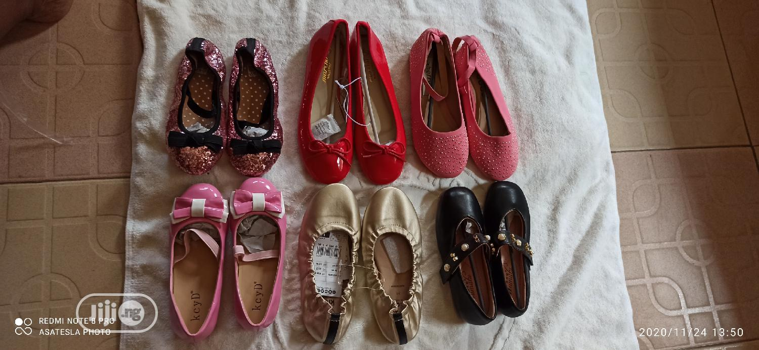 Archive: Kiddies Dressing Shoes