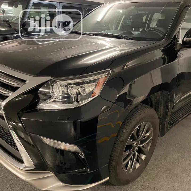 Lexus GX 2019 Black | Cars for sale in Lekki, Lagos State, Nigeria