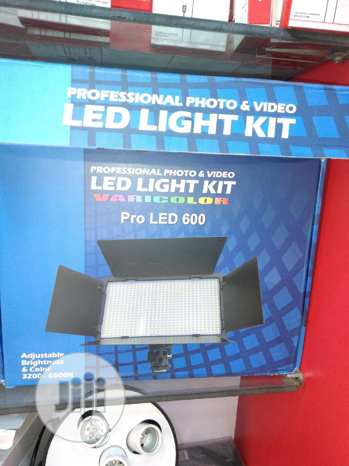 Archive: Led Light 600 With Stand High Quality