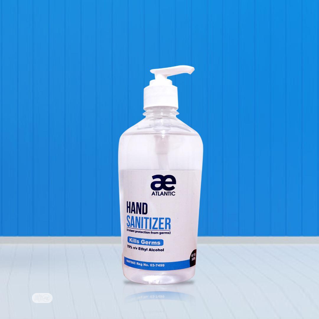 500ml AE Atlantic Hand Sanitizer
