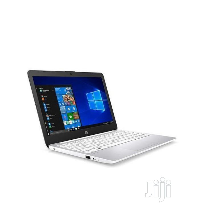 New Laptop HP Stream 11 4GB Intel Celeron SSD 32GB | Laptops & Computers for sale in Ajah, Lagos State, Nigeria