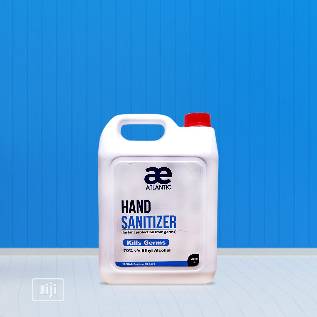4 Liters AE Atlantic Hand Sanitizer