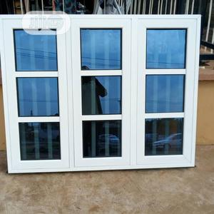 Casement Window With Burglary   Windows for sale in Lagos State, Ikorodu