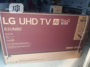 """LG 82""""Uhd TV Al Thinq 2020 Model 
