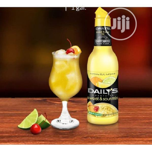 Daily's Cocktail's Sweet & Sour Mix