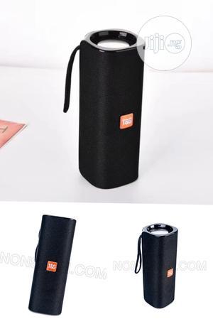 T&G Tg531 Potable Wireless Bluetooth Speaker. Black. T&G531 | Audio & Music Equipment for sale in Lagos State, Ikeja
