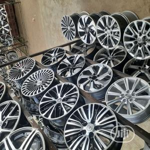 All Size of Alloy Wheels and Tires at Available Prices Etc | Vehicle Parts & Accessories for sale in Lagos State, Mushin