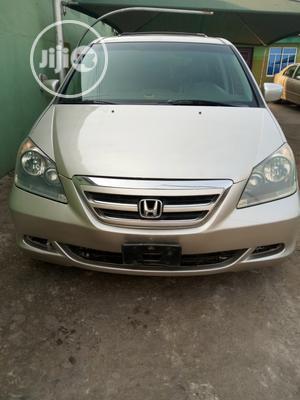 Honda Odyssey 2007 Gold | Cars for sale in Lagos State, Egbe Idimu