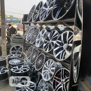 Home For All Size Of Alloy Wheels And Tires And Price | Vehicle Parts & Accessories for sale in Lagos State, Mushin