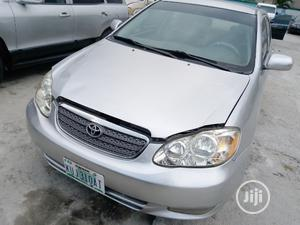 Toyota Corolla 2007 1.4 D-4D Automatic Silver | Cars for sale in Rivers State, Port-Harcourt