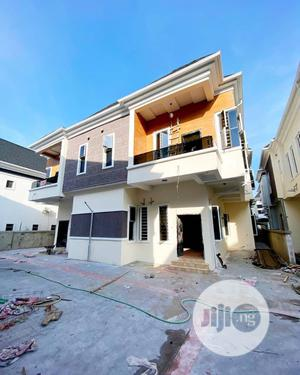 Newly Built 4 Bedroom Semi Detached Duplex With Bq. Ref54 | Houses & Apartments For Sale for sale in Lekki, Chevron
