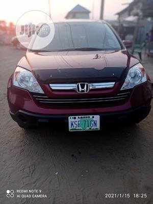 Honda CR-V 2008 2.0 RVSi Red   Cars for sale in Lagos State, Ajah