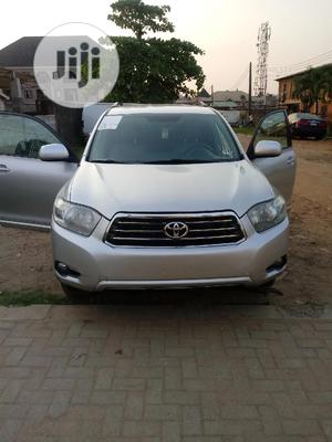 Toyota Highlander 2010 Silver   Cars for sale in Lagos State, Isolo