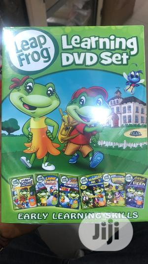 Leap Frog Learning...6dvd Set | CDs & DVDs for sale in Lagos State, Ojodu