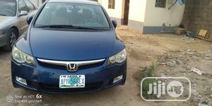 Honda Civic 2007 Blue   Cars for sale in Abuja (FCT) State, Kubwa