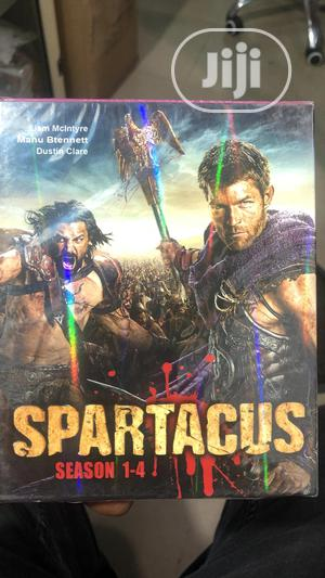 Spartacus Season 1-4 | CDs & DVDs for sale in Lagos State, Ojodu
