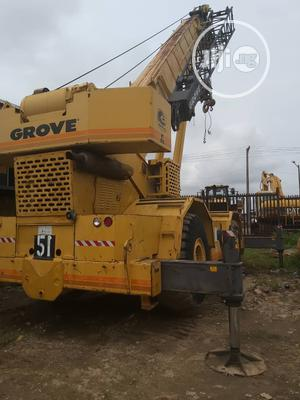 For Sale 75tons Grove Crane With LMI System On It   Heavy Equipment for sale in Lagos State, Apapa
