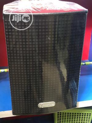 Signature Black Outdoor/Wall Hanging Speaker (Pair) | Audio & Music Equipment for sale in Lagos State, Ikeja