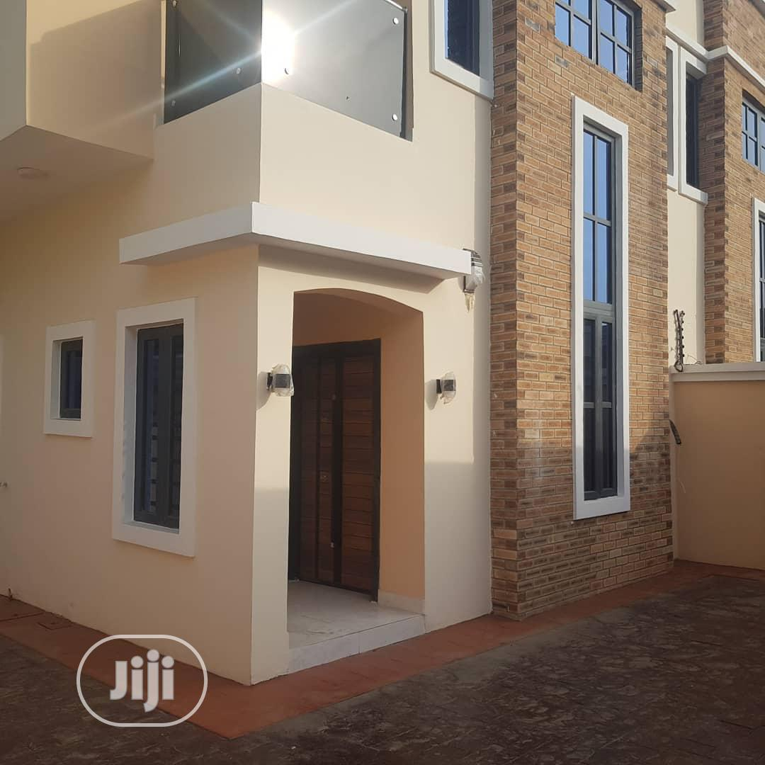Luxury Brand New 4bedroom Duplex