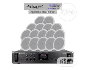 16set Ceiling Speaker With Amplifier   Audio & Music Equipment for sale in Abuja (FCT) State, Wuse