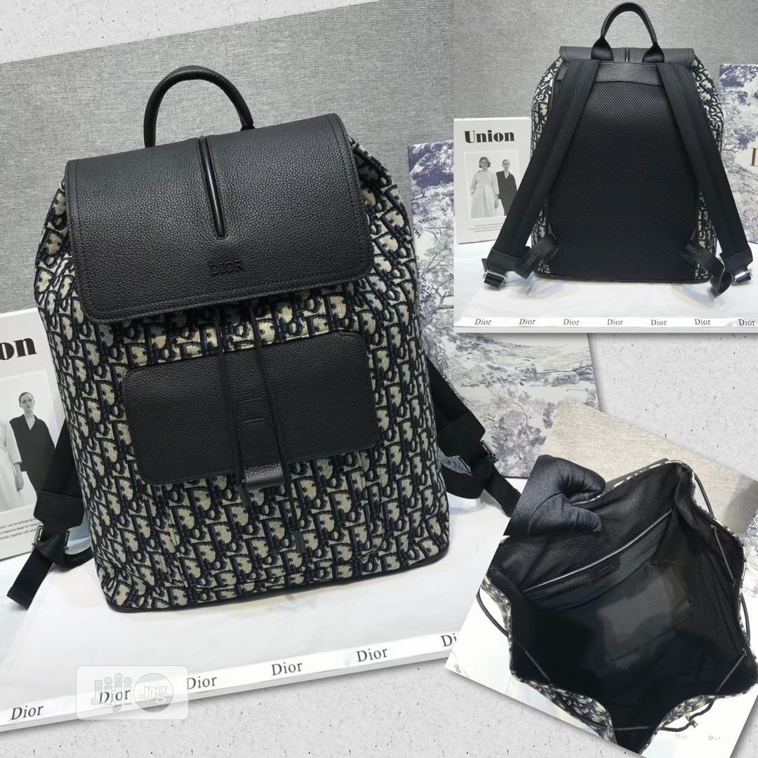 High Quality Christian Dior Backpacks
