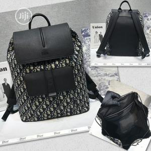 High Quality Christian Dior Backpacks   Bags for sale in Lagos State, Magodo