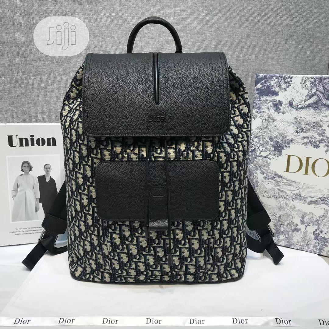 High Quality Christian Dior Backpacks   Bags for sale in Magodo, Lagos State, Nigeria
