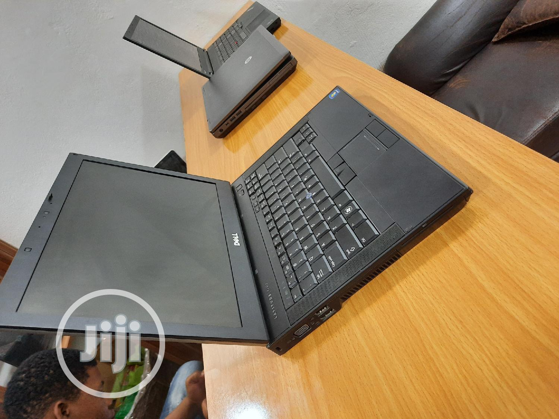 Laptop Dell Latitude E6410 4GB Intel Core I5 HDD 500GB | Laptops & Computers for sale in Wuse 2, Abuja (FCT) State, Nigeria