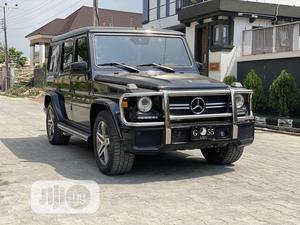 Mercedes-Benz G-Class 2012 Base G 550 AWD Black | Cars for sale in Lagos State, Lekki