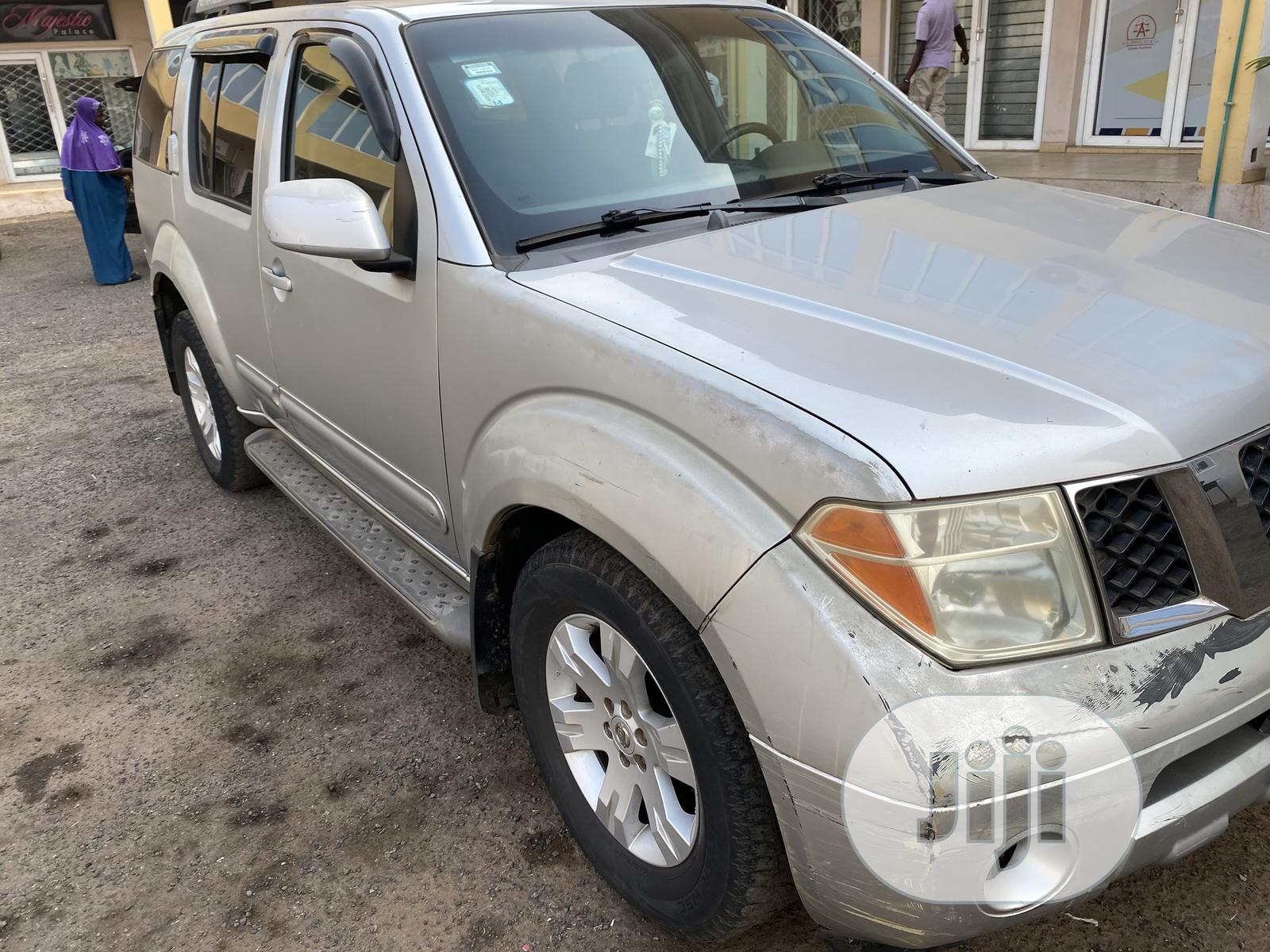 Nissan Pathfinder 2005 Silver | Cars for sale in Ilorin South, Kwara State, Nigeria