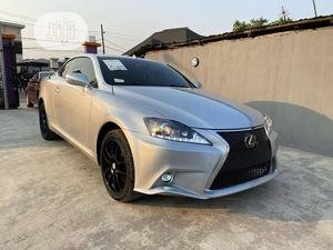 Lexus IS 2010 250 Automatic Silver   Cars for sale in Lagos State, Ikeja