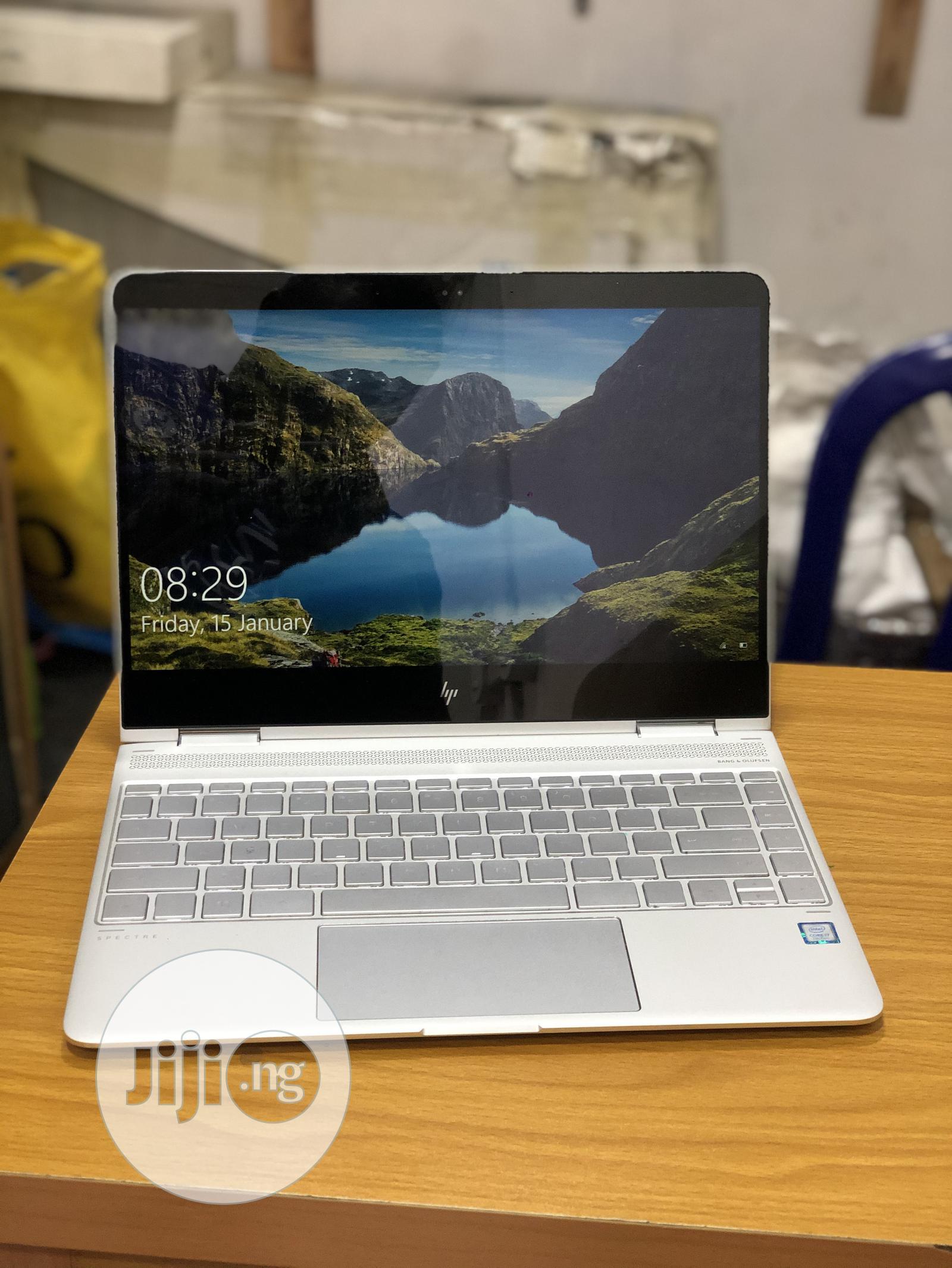 Laptop HP Spectre X360 13 16GB Intel Core i7 SSD 512GB