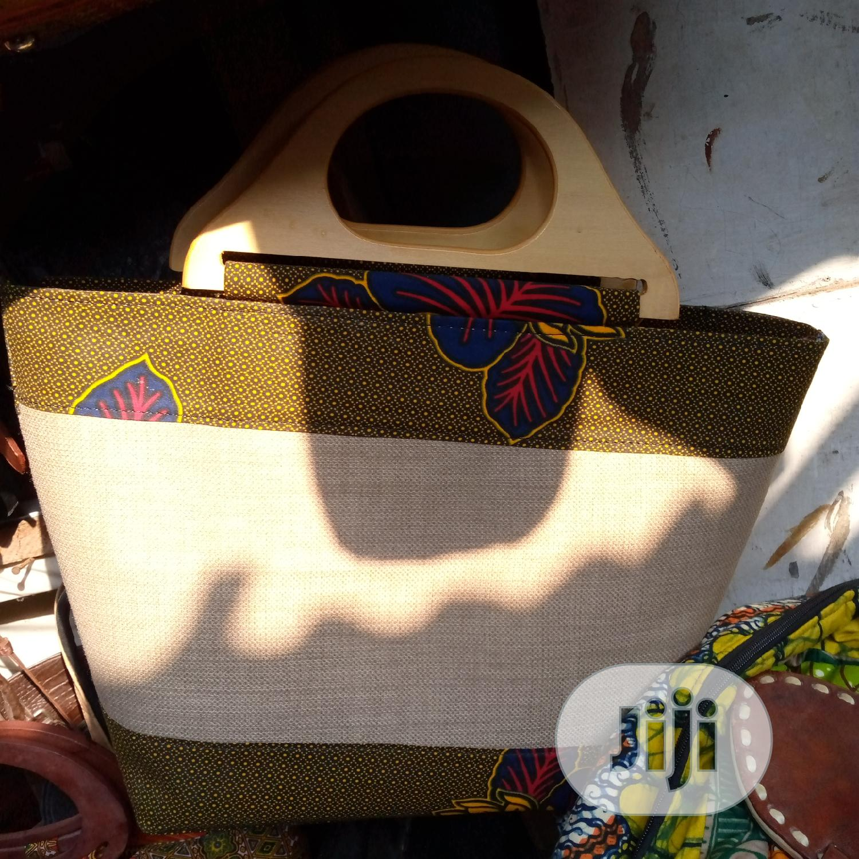 Boss Ankara Bag | Bags for sale in Lekki, Lagos State, Nigeria