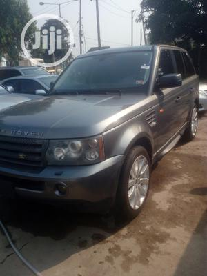 Land Rover Range Rover Sport 2007 Gray | Cars for sale in Lagos State, Ikeja