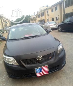 Toyota Corolla 2010 Black   Cars for sale in Abuja (FCT) State, Apo District