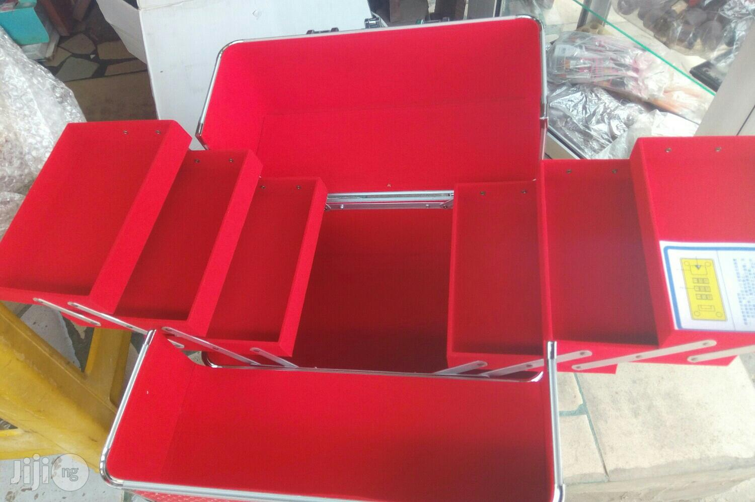 Makeup Box   Tools & Accessories for sale in Agege, Lagos State, Nigeria