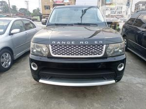 Land Rover Range Rover Sport 2010 HSE 4x4 (5.0L 8cyl 6A) Black | Cars for sale in Abia State, Aba South