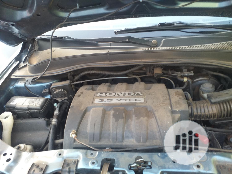 Archive: Honda Pilot 2008 SE 4x2 (3.5L 6cyl 5A) Blue