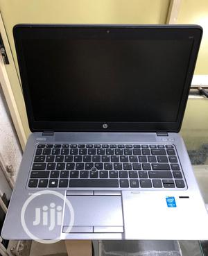 Laptop HP EliteBook 840 G2 8GB Intel Core I5 SSD 256GB   Laptops & Computers for sale in Lagos State, Ikeja