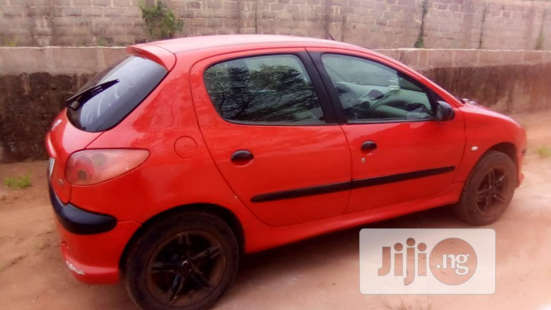 Peugeot 206 2002 Cc Red In Benin City Cars Sylvester Enuma Jiji Ng