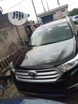 Toyota Highlander 2009 Black | Cars for sale in Lagos State, Ikeja