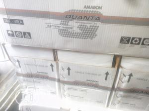 12v 200ah Amaron Quanta Battery | Solar Energy for sale in Lagos State, Ojo
