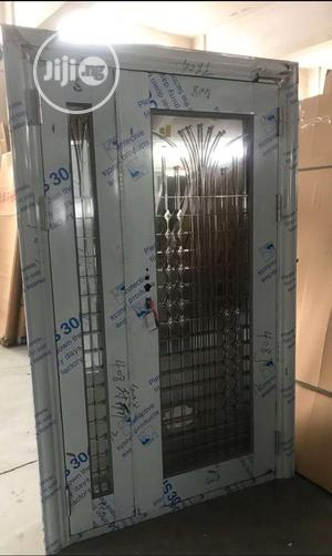Stainless Glass Door 4ft   Doors for sale in Lagos State, Orile