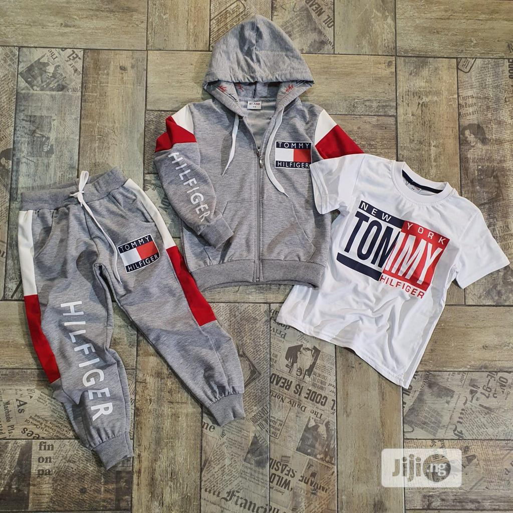 Quality Children's Tommy Tops With Trousers