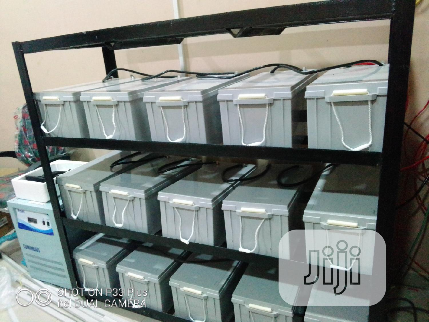 Archive: We Buy Scrapped Batteries