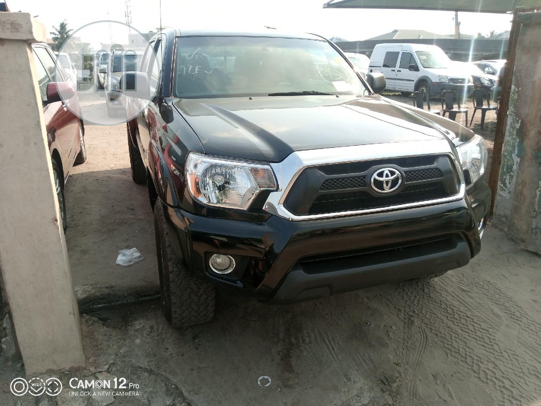 Archive: Toyota Tacoma 2013 Black